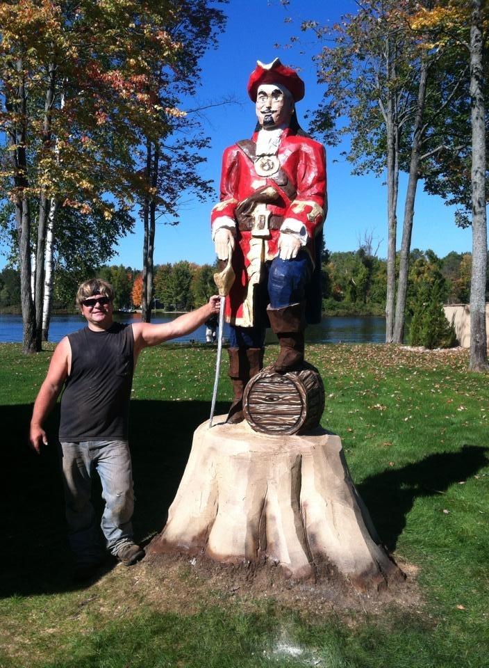 Lake James Michigan